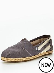 toms-alpargata-espadrille-dark-grey