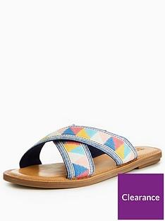 4dbced0ca0559 Toms Viv Cross Slide Sandal