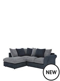 plaza-compact-left-hand-fabric-corner-chaise-sofa