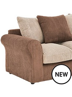 plaza-compact-right-hand-fabric-corner-chaise-sofa