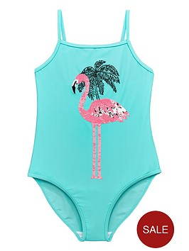 v-by-very-girls-flamingo-swimsuit-blue