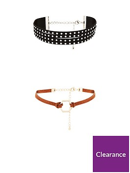 v-by-very-2-pack-western-chokers