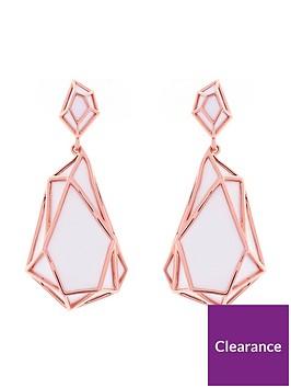 karen-millen-colour-shard-statement-drop-earrings