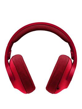 logitech-g433-gaming-headset-red