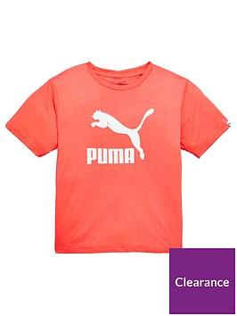 puma-older-girls-bow-tee