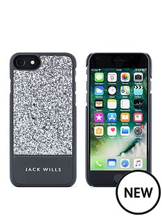 jack-wills-apple-iphone-678-glitter-inlay-wray-silver