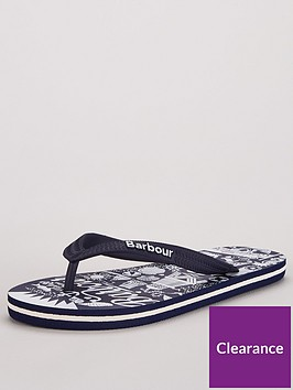barbour-seaside-beach-flip-flop-navy
