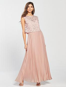 oasis-gracie-lace-top-pleated-maxi-dress-blush