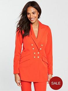 v-by-very-statement-jacket-orange