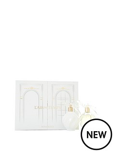 nina-ricci-lair-du-temps-50ml-edt-100ml-body-lotion-gift-set