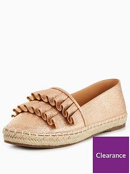 v-by-very-sam-frill-espadrille-nude