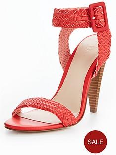 v-by-very-havana-cone-heel-woven-sandal-red