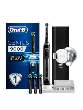 Oral-B   Genius Pro 9000 Electric Toothbrush - Black