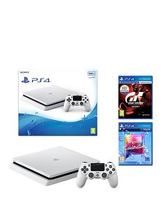 playstation-4-500gb-glacier-white-console-with-gran-turismo-sport-and-singstar-celebration
