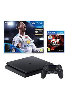 playstation-4-fifa-18-1tb-jet-black-ps4-bundle-with-gran-turismo-sport