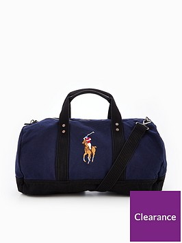 ralph-lauren-canvas-holdall