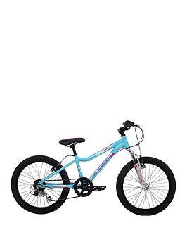 Indigo Shimmer Girls Bike 20 Inch Wheel Littlewoodscom
