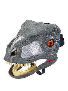 jurassic-world-chomp-and-roar-blue-raptor-mask