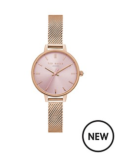 ted-baker-pink-dial-rose-gold-plated-mesh-bracelet-ladies-watch
