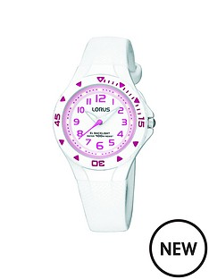 lorus-lorus-kids-white-polyurethane-strap-watch