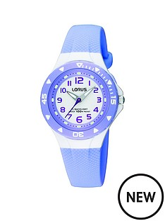 lorus-lorus-kids-mauve-polyurethane-strap-watch