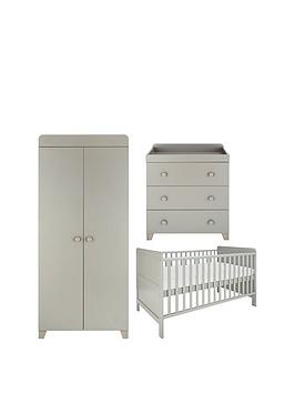 little-acorns-little-acorns-cot-bed-changer-wardrobe-grey-buy-and-save