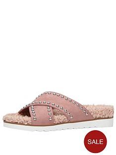 call-it-spring-wigoweilnbspcriss-cross-studded-sandal-pink