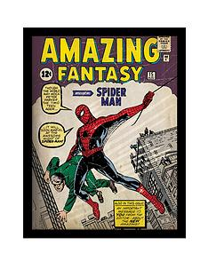 spiderman-spiderman-039issue-1039-framed-30x40cm-framed-print