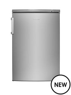 hisense-fv105d4bc2-55cmnbspwide-under-counter-freezer--nbspstainless-steel-effect