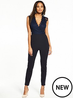 ax-paris-wrap-front-jumpsuit