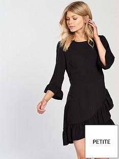 miss-selfridge-petite-frill-dress