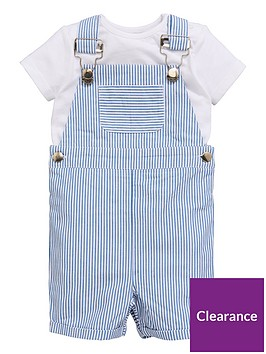 mini-v-by-very-baby-boys-2-piece-seersucker-dungaree-and-teenbspset-whiteblue