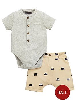 mini-v-by-very-baby-boys-smart-grandad-bodysuit-and-shorts