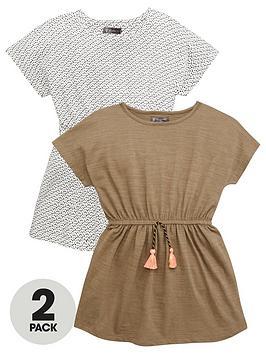 mini-v-by-very-girls-2-pack-jersey-tassel-dresses