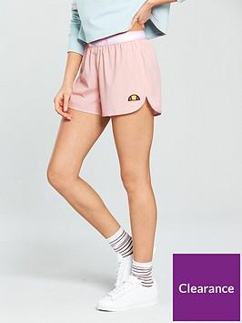 ellesse-galli-woven-shorts-pinknbsp