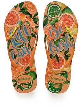 havaianas-slim-paradisco-flip-flop-sandal-light-orange