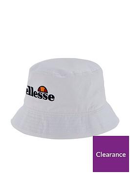 7d10d258ad99 ... detailed pictures 8460b 2bb93 Ellesse Binno Bucket Hat - White  littlewoods.com ...