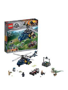 lego-jurassic-world-75928-blues-helicopter-pursuit