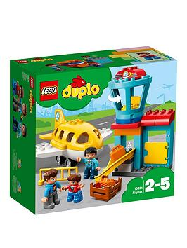 LEGO DUPLO Lego Duplo 10871 Town Airport Picture