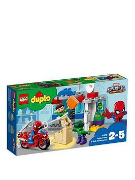 lego-duplo-10876nbspspider-man-amp-hulk-adventures