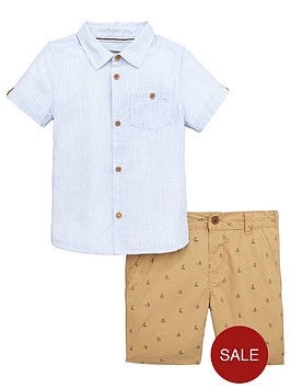 mini-v-by-very-boys-shirt-and-aop-short-set