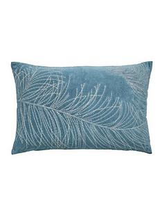 harlequin-postelia-100-cotton-velvet-cushion