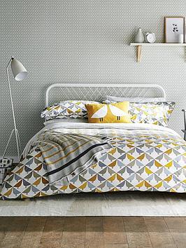 Scion Scion Lintu 180 Thread Count Cotton Percale Duver Cover Picture