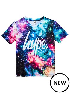 hype-boys-short-sleeve-space-print-t-shirt