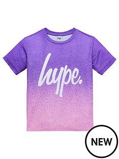 hype-girls-short-sleeve-speckle-fade-t-shirt