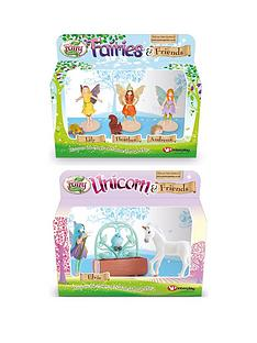 my-fairy-garden-my-fairy-amp-friendsunicorn-amp-friends-garden-accessory-duo-pack