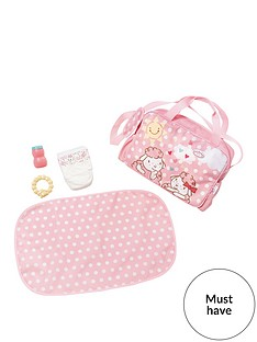 baby-annabell-travel-changing-bag