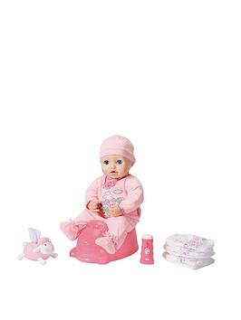 Baby Born Baby Born My Little Baby Born Bath &Amp; Potty Training Picture
