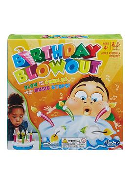Hasbro Birthday Blowout From Gaming