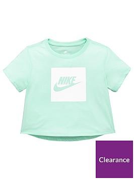 nike-sportswear-older-girls-nswnbspcrop-tee-light-bluenbsp